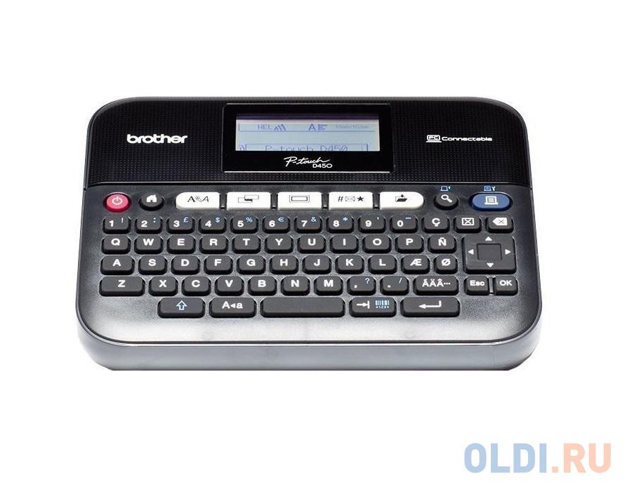 Принтер для наклеек Brother PT-D450VP