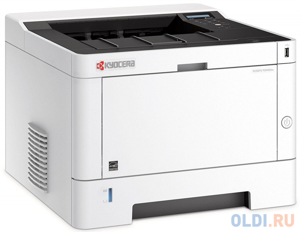 Фото - Принтер Kyocera P2040Dw лазерный принтер kyocera p2040dw лазерный