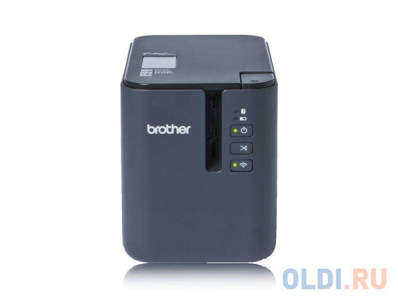 Принтер для наклеек Brother PT-P900W (замена PT-9700PC)