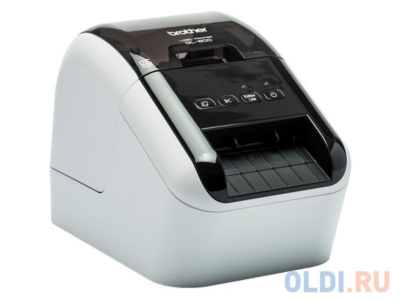 Принтер для наклеек Brother QL-810W