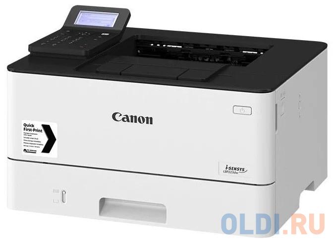 Принтер Canon I-SENSYS LBP223dw 33 страниц, Wi-fi, duplex, USB 2.0 - замена LBP212DW