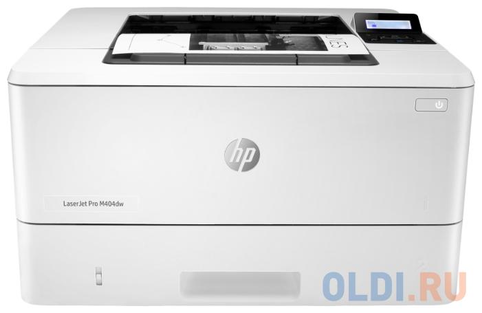 Фото - Принтер HP LaserJet Pro M404dw лазерный принтер hp laserjet pro m203dw g3q47a
