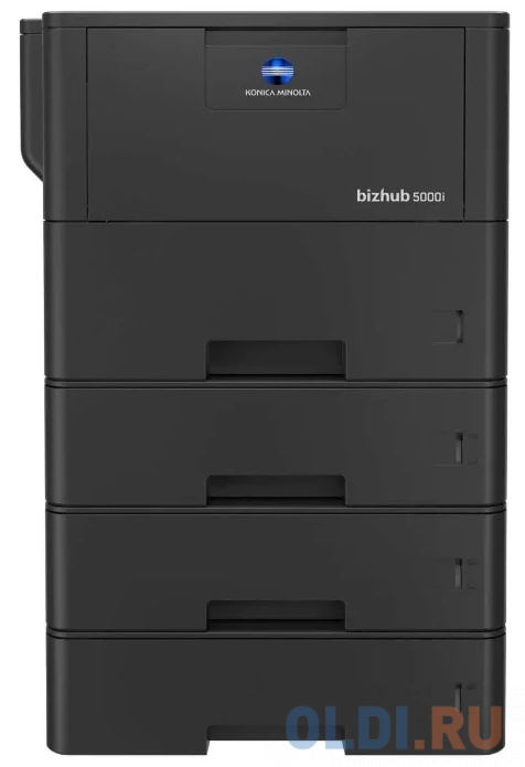 Принтер Konica Minolta bizhub 5000i монохромный А4, 50стр./мин, 1200 dpi., лоток 570 л., дуплекс, USB, Ethernet, Wi-Fi