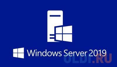 Программное обеспечение Dell Microsoft Windows Server 2019 Standard Edition 16 Core ROK 634-BSFX