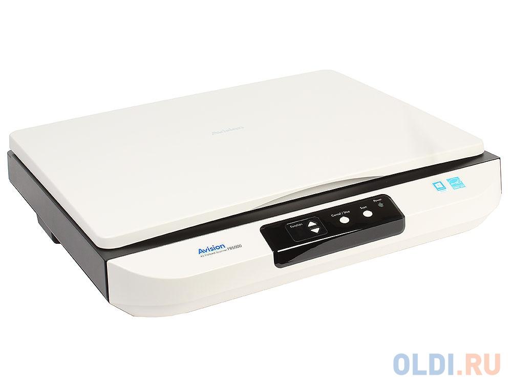 Планшетный Сканер Avision FB5000, Формат А3