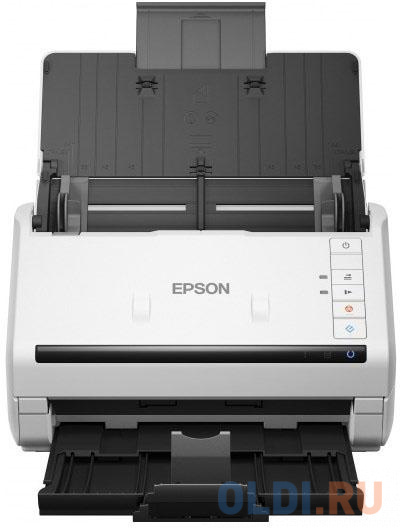 Сканер Epson WorkForce DS-530 протяжный CIS 600x600dpi B11B226401