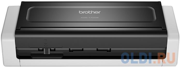 Сканер Brother компактный ADS-1700W