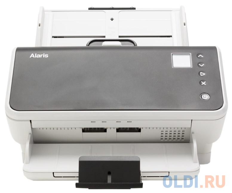 Сканер Alaris S2040 (А4, ADF 80 листов, 40 стр/мин, 5000 лист/день, USB3.1, арт. 1025006)