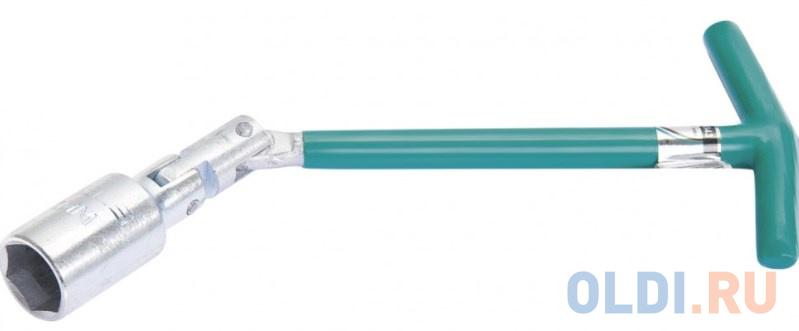 Ключ свечной карданный 16х500 мм// Stels