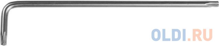 Ключ KRAFTOOL 27439-50  INDUSTRIE имбусовый, длинный, Cr-Mo, хромосатинированное покрытие, TX 50