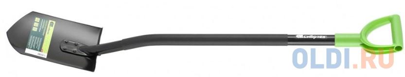 Фото - Лопата штыковая, металлический черенок Россия// Сибртех лопата штыковая сибртех 61611 119 см