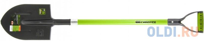 Фото - Лопата штыковая, фибергласовый черенок// Сибртех лопата штыковая сибртех 61611 119 см