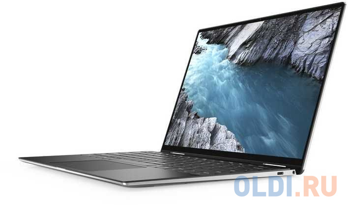 "Ноутбук Dell XPS 13 7390 (2-in-1) i5-1035G1 (1.0)/8G/256G SSD/13,4""FHD+ Touch/Int:Intel UHD/Backlit/Win10 (7390-3905) Silver"