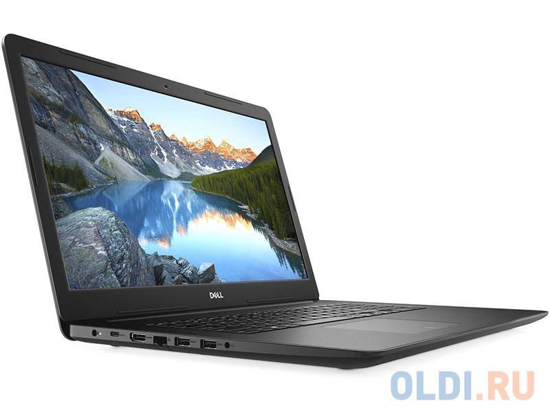 "Ноутбук Dell Inspiron 3793 i7-1065G7 (1.3)/8G/512G SSD/17,3""FHD AG IPS/NV MX230 2G/Linux (3793-8191) Black"