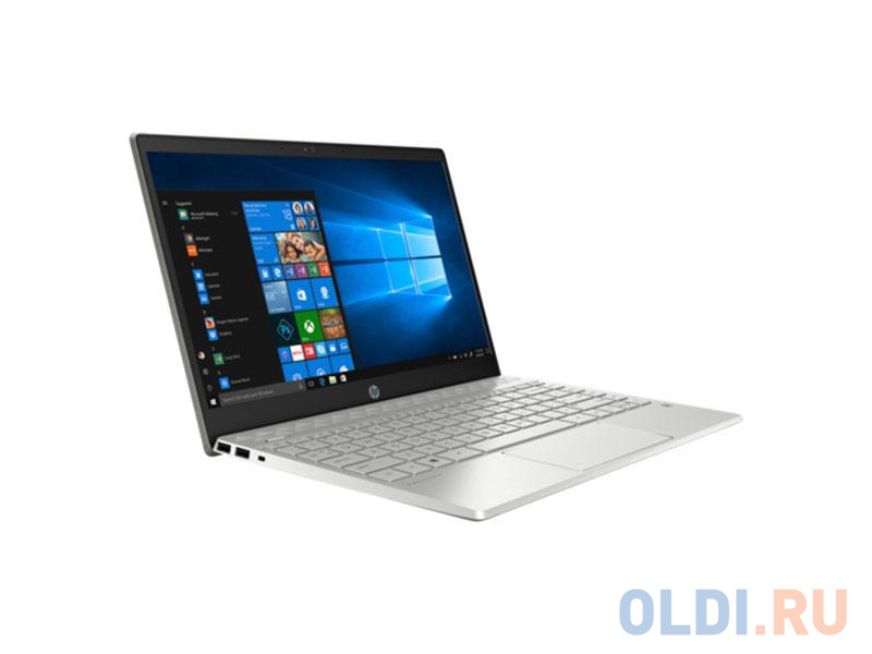 "Ноутбук HP Pavilion 13-an1013ur 8PJ96EA i7-1065G7 (1.3)/8G/512G SSD/13.3""FHD IPS/Int:Intel Iris Plus/Cam HD/FPR/Backlight/Win10 (SILVER)"