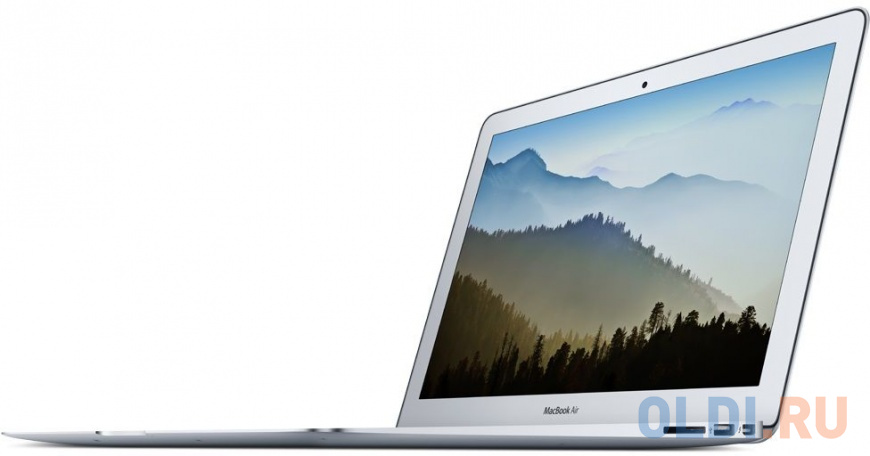 "Ноутбук Apple MacBook Air 13 (MQD32RU/A) i5-5350U (1.8)/8GB/128GB SSD/13.3"" 1440x900/Intel HD Graphics 6000/DVD нет/Bluetooth/macOS Silver"