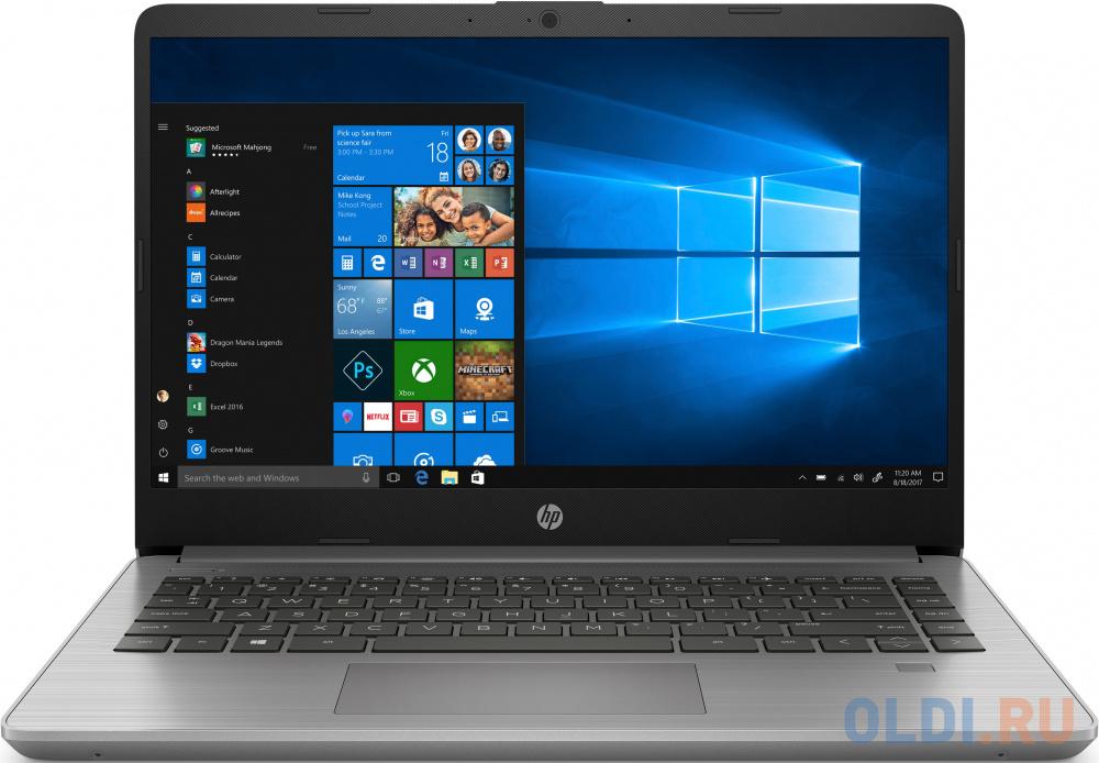 HP 340S G7 14(1920x1080)/Intel Core i7 1065G7(1.3Ghz)/8192Mb/256SSDGb/noDVD/Int:Intel UHD Graphics/41WHr/war 1y/1.47kg/Asteroid Silver/DOS + FingerPrint hp14 ck0102ur 14 1920x1080 intel core i3 7100u 2 4ghz 4096mb 128ssdgb nodvd int intel hd graphics cam bt wifi 41whr war 1y 1 5kg jet black mesh knit w10