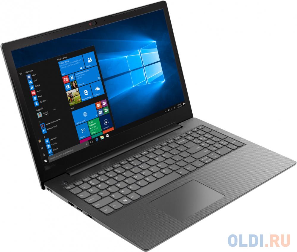 Lenovo V130-15IKB  15.6 FHD TN AG 220N /I3-8130U /8GB DDR4 2133  /256G M.2 PCIE 2242 /Интегрированная графика /DVD-RW /Wi-Fi 1x1 AC+BT  /2-cell 30 Вт/ч /1xUSB 3, 1xUSB 2, HDMI, LAN, 4-in-1 card reader /Windows 10 Pro /1 год carry-in /Серый стальной /1,85кг