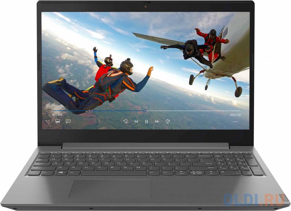 "Ноутбук Lenovo V155-15 15.6"" 1920x1080 AMD Ryzen 5-3500U 256 Gb 8Gb AMD Radeon Vega 8 Graphics серый Windows 10 Professional 81V5000CRU"