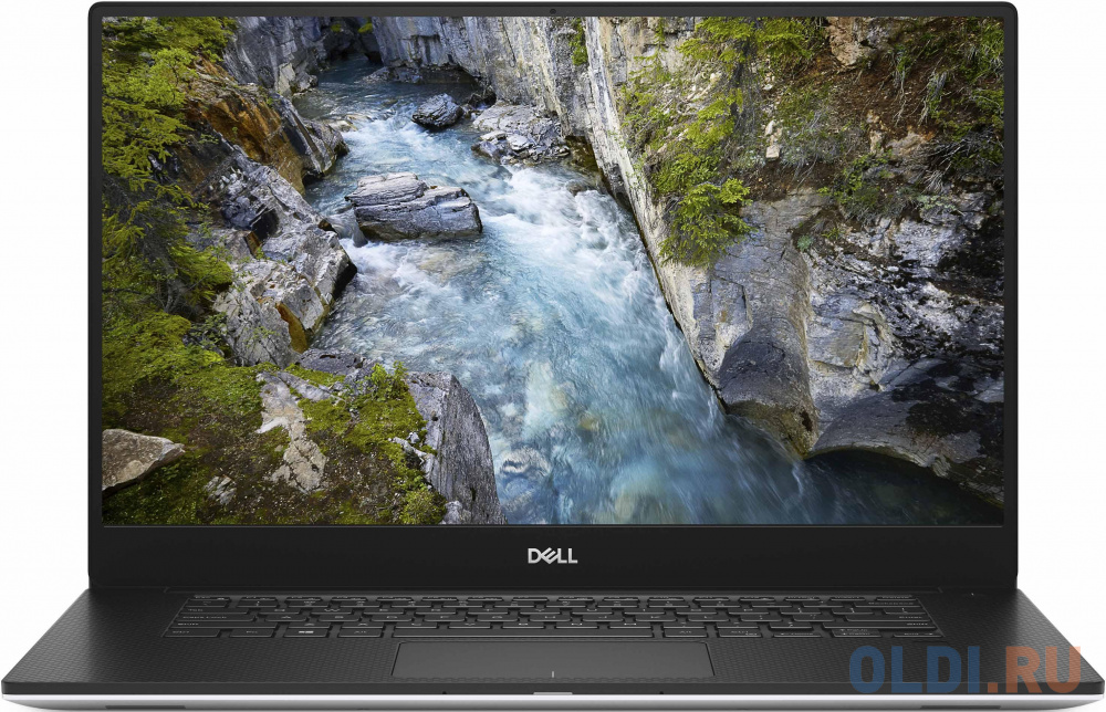 "Ноутбук DELL Precision 5540 15.6"" 3840x2160 Intel Core i7-9850H 512 Gb 16Gb Bluetooth 5.0 nVidia Quadro T2000 4096 Мб серебристый Windows 10 Professional 5540-5185"