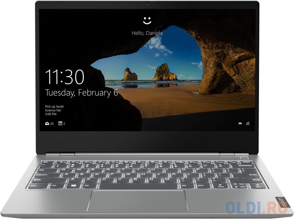 "Ноутбук Lenovo Thinkbook 13s-IML 13.3"" 1920x1080 Intel Core i7-10510U 256 Gb 8Gb Bluetooth 5.0 Intel UHD Graphics серый Windows 10 Professional 20RR0004RU"