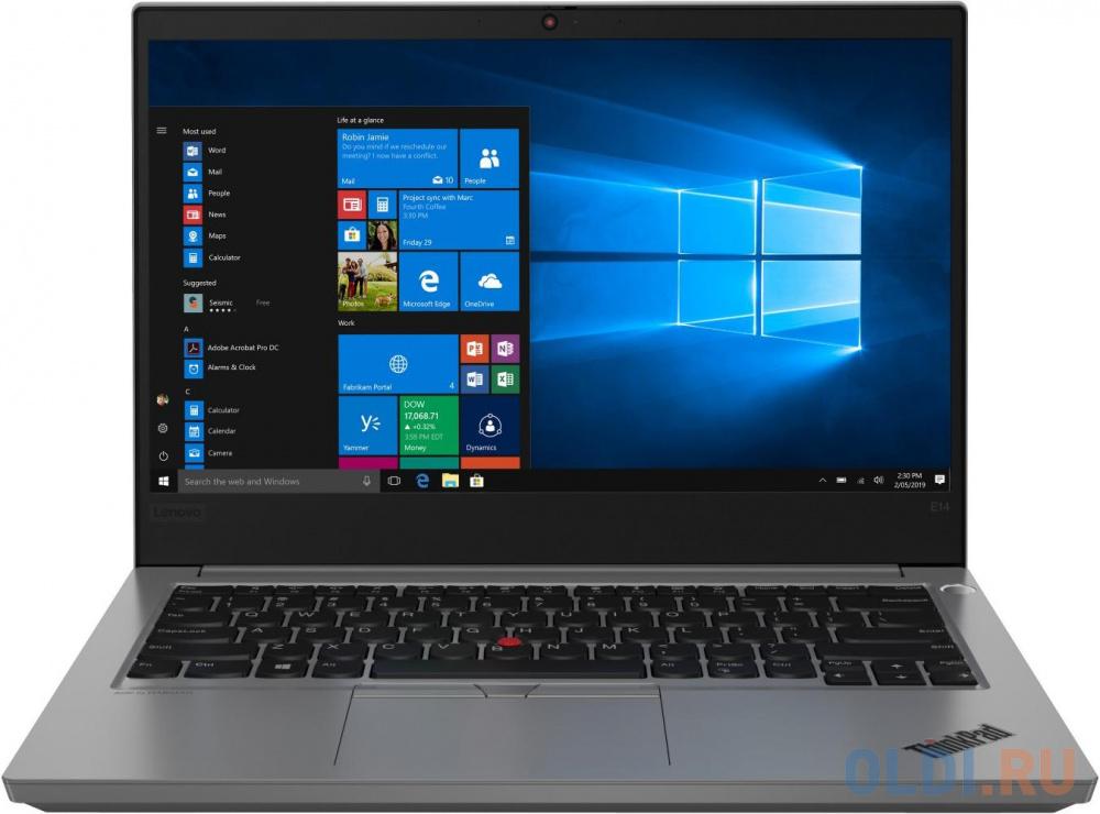 Ультрабук Lenovo ThinkPad E14-IML