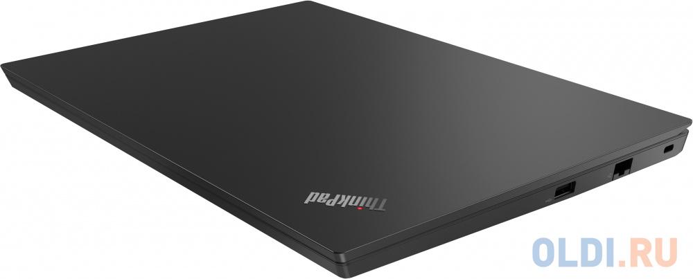 Ноутбук Lenovo ThinkPad E14 14 1920x1080 Intel Core i7-10510U 512 Gb 16Gb WiFi (802.11 b/g/n/ac/ax) Bluetooth 5.0 Intel UHD Graphics черный Windows 10 Professional 20RA001BRT ноутбук lenovo thinkpad e14 20ra001brt core i7 10510u 1 8 16gb 512gb ssd 14 fhd ips uhd graphics win 10 pro black