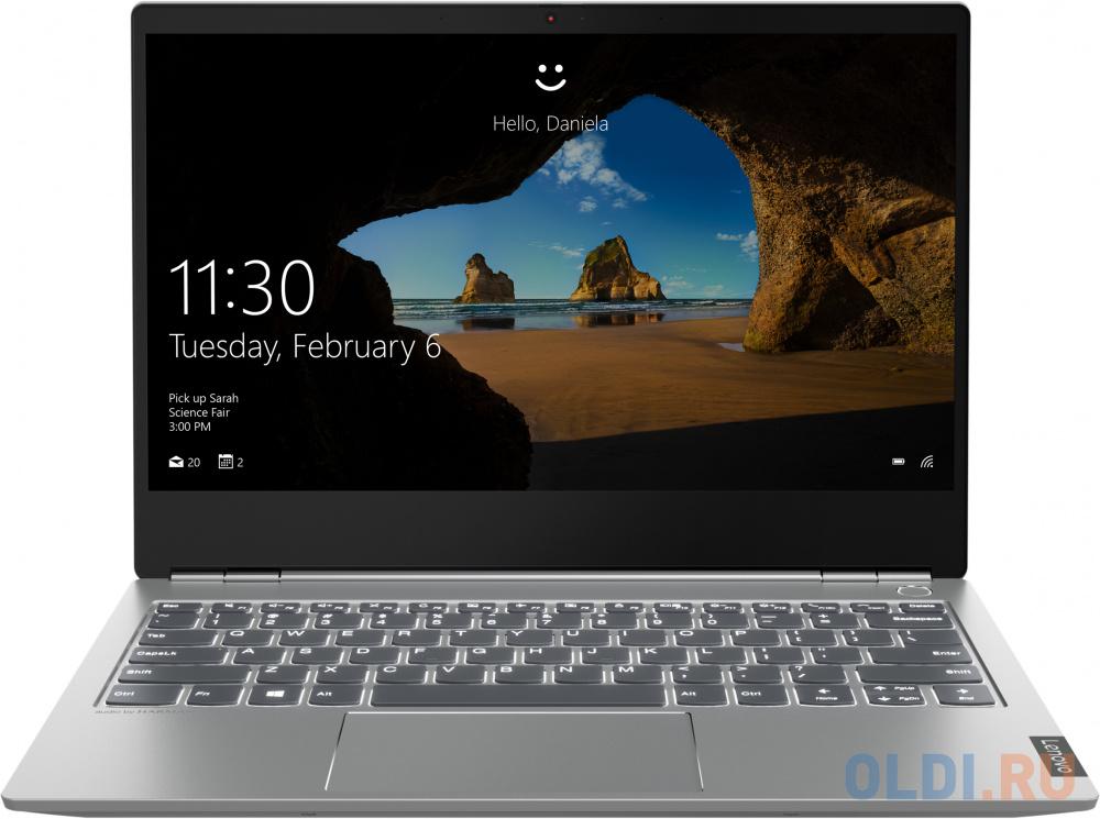 "Ноутбук Lenovo ThinkBook 13s 13.3"" 1920x1080 Intel Core i5-10210U 256 Gb 8Gb Bluetooth 5.0 Intel UHD Graphics серый Windows 10 Professional 20RR0001RU"