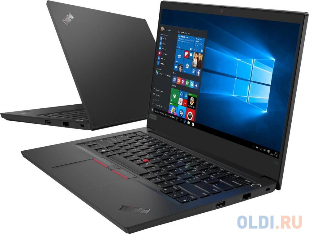 Ноутбук Lenovo ThinkPad E14 ноутбук