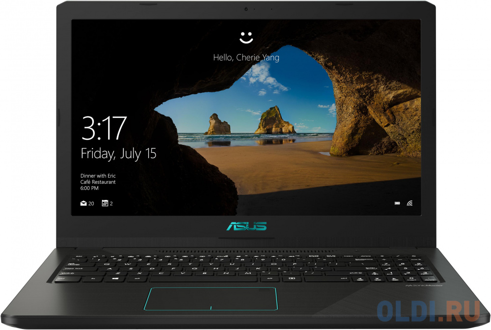 Ноутбук ASUS M570DD-DM009 90NB0PK1-M02480 15.6