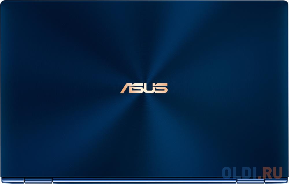 Ноутбук ASUS Zenbook Flip UX362FA-EL122T 13.3 1920x1080 Intel Core i7-8565U 512 Gb 16Gb Bluetooth 5.0 Intel UHD Graphics 620 синий Windows 10 Home 90NB0JC2-M02760 ноутбук asus vivobook 14 x412fa eb719t 14 1920x1080 intel core i3 8145u 256 gb 8gb intel uhd graphics 620 оранжевый windows 10 home 90nb0l94 m10850