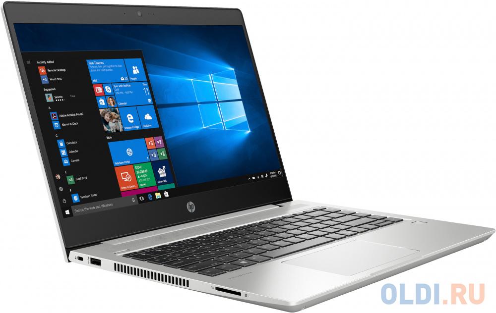 Ультрабук HP ProBook 440 G6 14 1920x1080 Intel Core i5-8265U 256 Gb 8Gb Intel UHD Graphics 620 серебристый Windows 10 Professional 5PQ38EA