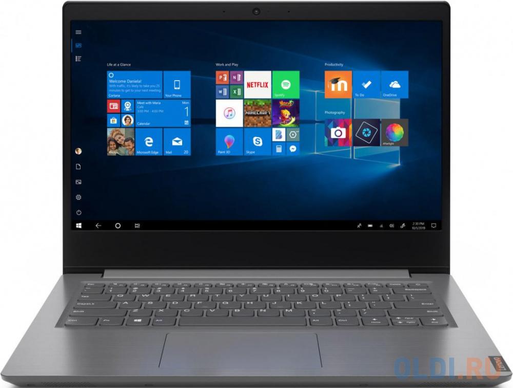 "Ноутбук Lenovo V14-IIL 14"" 1920x1080 Intel Core i5-1035G1 256 Gb 8Gb Intel UHD Graphics серый Без ОС 82C400RYRU"