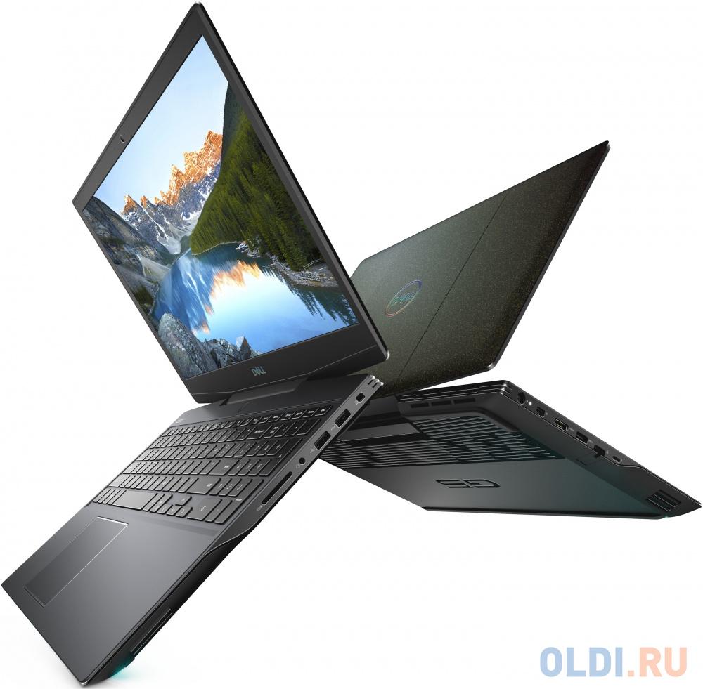 Ноутбук DELL G5 5500 G515-5980 ноутбук dell g5 15 5590 g515 3233 белый