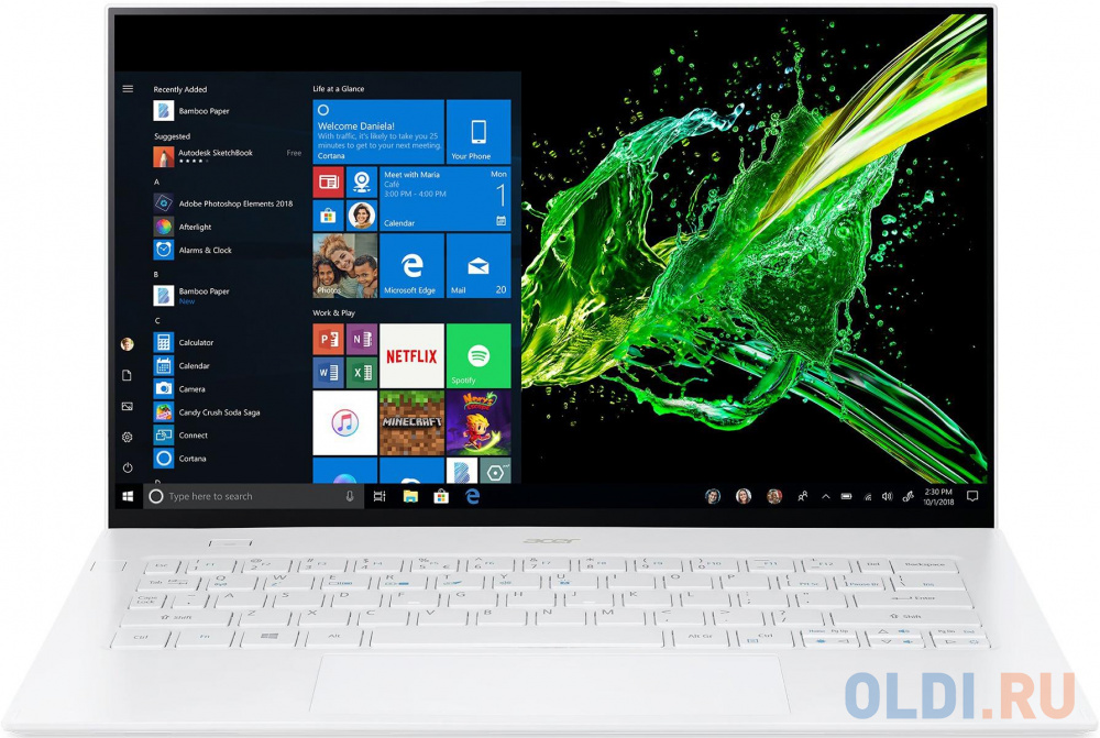 Ультрабук Acer Swift 7 SF714-52T-76X9 NX.HB4ER.003