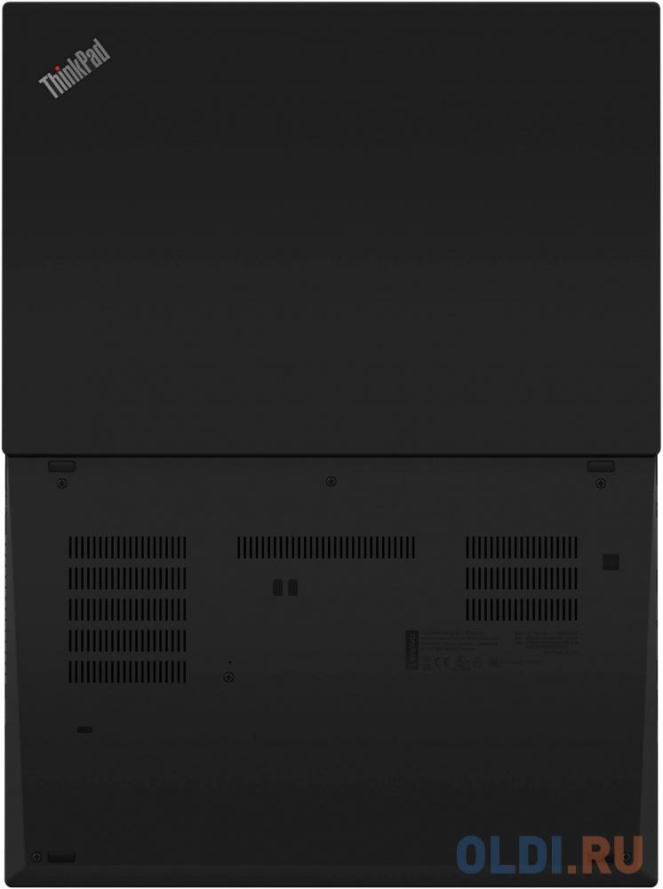 Ноутбук Lenovo ThinkPad T490 14 1920x1080 Intel Core i7-8565U 512 Gb 8Gb Bluetooth 5.0 nVidia GeForce MX250 2048 Мб черный Windows 10 Professional 20N20048RT моноблок hp 24 f0146ur intel core i7 9700t 2000 mhz 23 8 1920x1080 16gb 256gb ssd no dvd nvidia geforce mx110 2gb wi fi bluetooth windows 10