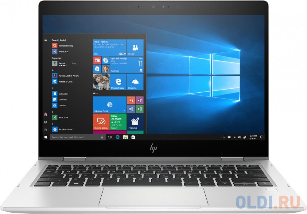 Ноутбук HP EliteBook x360 830 G6 13.3 1920x1080 Intel Core i5-8265U 512 Gb 16Gb Intel UHD Graphics 620 серебристый Windows 10 Professional 6XD34EA ноутбук hp pavilion 14 ce2001ur intel core i3 8145u 2100 mhz 14 1920x1080 4gb 128gb ssd no dvd intel uhd graphics 620 wi fi bluetooth windows 10