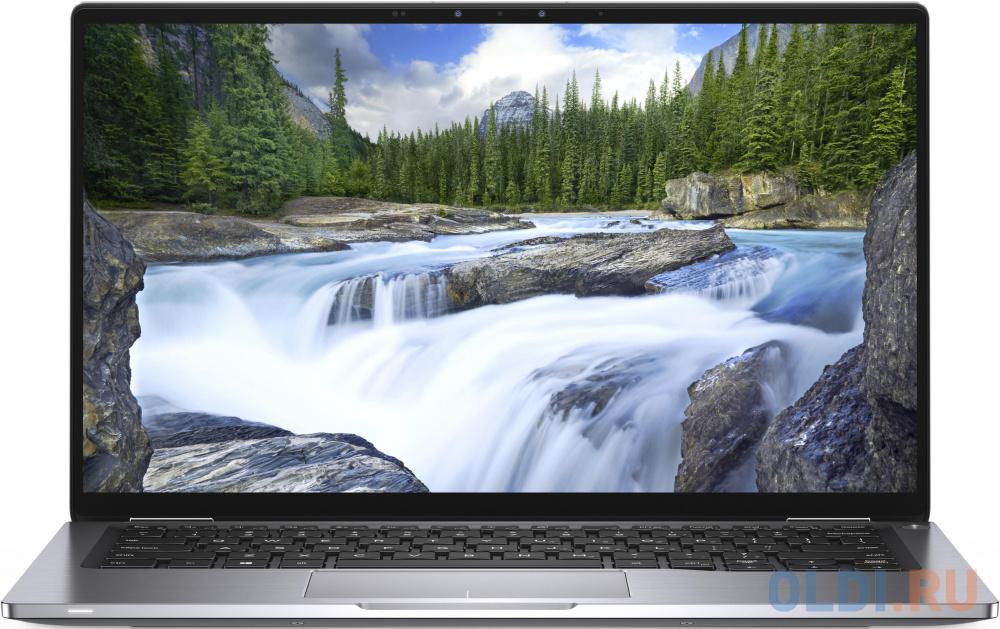 "Трансформер Dell Latitude 9410 Core i7 10610U/16Gb/SSD512Gb/Intel UHD Graphics/14""/WVA/Touch/FHD (1920x1080)/Windows 10 Professional 64/silver/WiFi/BT/Cam"