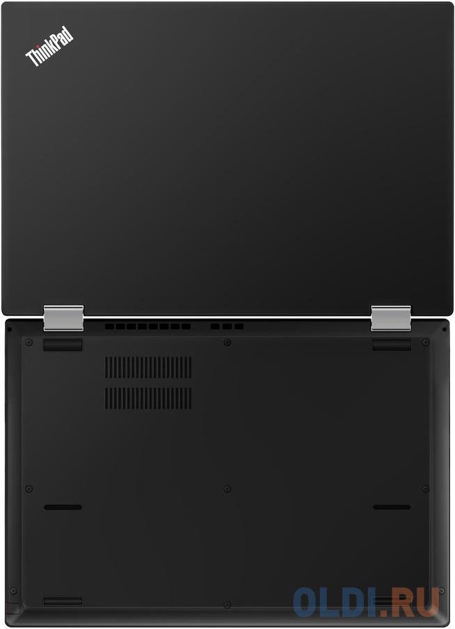 Ноутбук Lenovo ThinkPad Yoga L390 13 1920x1080 Intel Core i7-8565U 512 Gb 8Gb Bluetooth 5.0 Intel UHD Graphics 620 черный Windows 10 Professional 20NT0010RT ноутбук lenovo yoga 530 14ikb 14 1920x1080 intel core i7 8550u 256 gb 8gb intel uhd graphics 620 синий windows 10 home 81ek0099ru