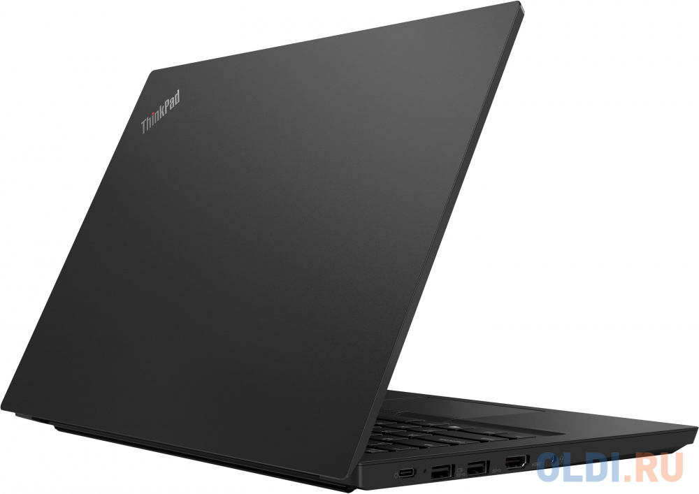 "Ноутбук Lenovo ThinkPad E14-IML 14"" 1920x1080 Intel Core i3-10110U 128 Gb 8Gb Intel UHD Graphics черный Windows 10 Professional 20RA000YRT"