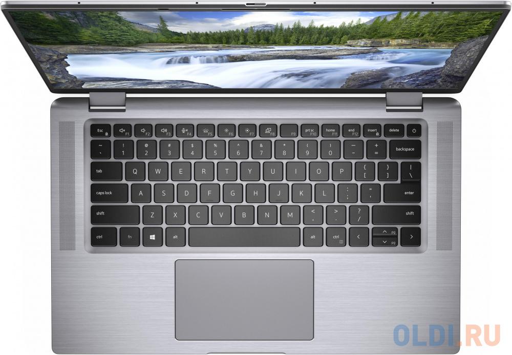 "Ноутбук Dell Latitude 9510 Core i7 10810U/16Gb/SSD512Gb/Intel UHD Graphics/15.6""/WVA/FHD (1920x1080)/Windows 10 Professional/silver/WiFi/BT/Cam"