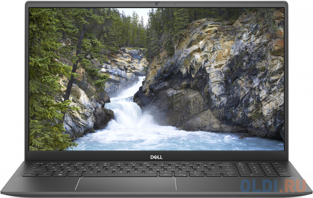 "Dell Vostro 5501 15.6""FullHD WVA Antiglare/Intel Core i5 1035G1(1.0Ghz)/8 GB/SSD 256GB/noDVD/Int:Intel UHD Graphics/Cam/BT/WiFi/40WHr/1y NBD/1.64kg/gray/Linux + USB-C"
