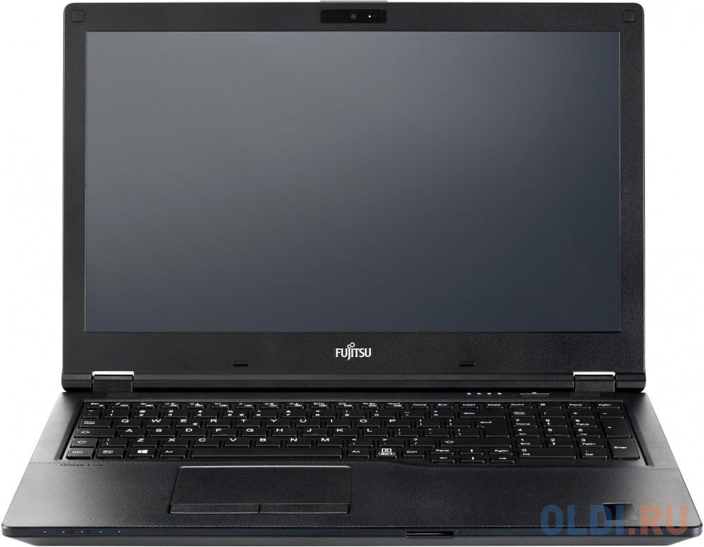"""Ноутбук Fujitsu LifeBook E559 15.6"""" 1920x1080 Intel Core i5-8265U 512 Gb 8Gb Bluetooth 5.0 Intel UHD Graphics 620 черный Без ОС LKN:E5590M0001RU"""