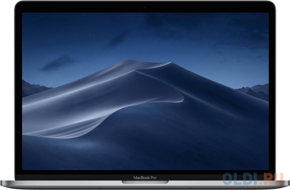 13-inch MacBook Pro with Touch Bar: 2.0GHz quad?core 10-th generation Intel Core i5 (TB up to 3.8GHz)/16Gb/1TB/Intel Iris Plus Graphics - Space Grey