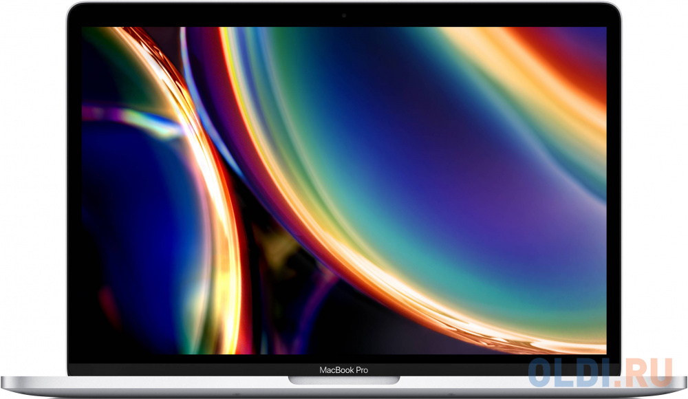 """Apple MacBook Pro 13 Mid 2020 [MWP82RU/A] Silver 13.3"""" Retina {(2560x1600) Touch Bar i5 2.0GHz (TB 3.8GHz) quad-core 10th-gen/16Gb/1Tb SSD/Iris Plus Graphics} (2020)"""
