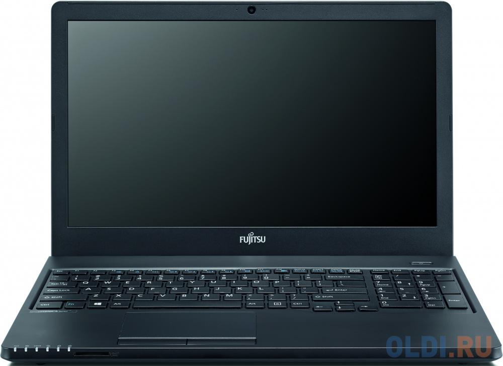 Ультрабук Fujitsu LifeBook A359 Core i3 8130U/4Gb/1Tb/DVD-RW/Intel UHD Graphics/15.6/FHD (1920x1080)/noOS/black/WiFi/BT/Cam моноблок hp proone 440 g4 aio 23 8 intel core i3 8100t 8gb ddr4 1000gb 128gb ssd dvd rw intel uhd graphics 630 wifi bt kbd mouse windows 10 pro