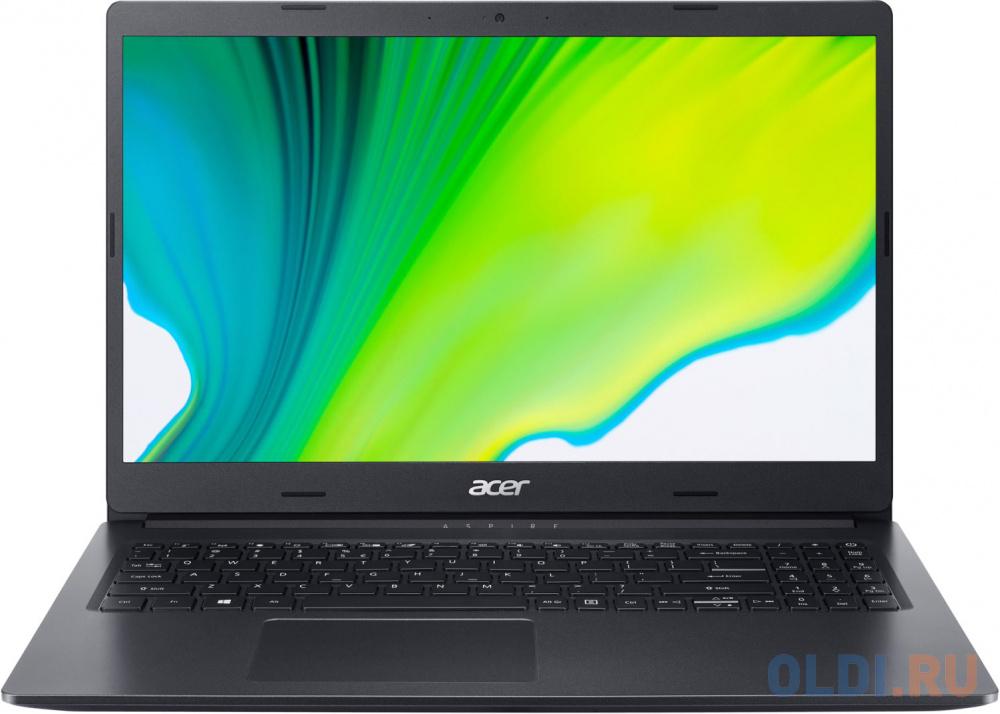 "Ноутбук Acer Aspire A315-23-R7T5 15.6"" 1920x1080 AMD Ryzen 5-3500U 256 Gb 8Gb AMD Radeon Vega 8 Graphics черный Windows 10 Home NX.HVTER.00E"