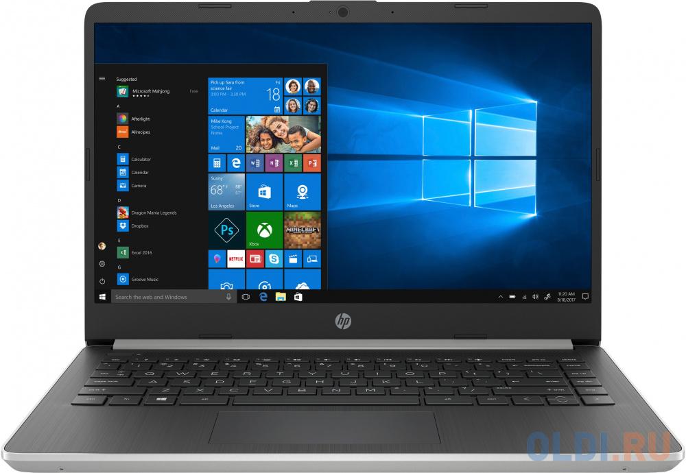 Ультрабук HP 14s-dq1005ur 14 1920x1080 Intel Core i5-1035G1 512 Gb 8Gb Intel UHD Graphics серебристый Windows 10 Home 8KH95EA ноутбук hp pavilion 14 ce3050ur 14 1920x1080 intel core i5 1035g1 512 gb 8gb bluetooth 5 0 intel uhd graphics сиреневый windows 10 home 22m62ea