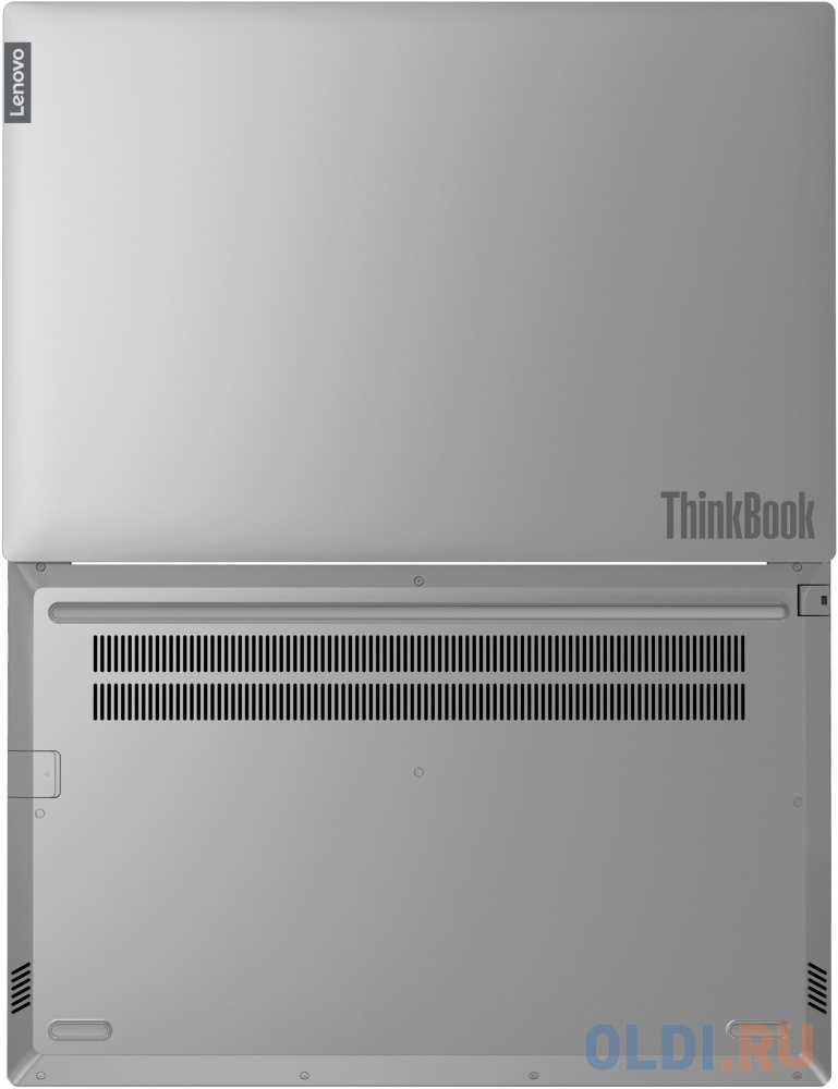 "Ноутбук Lenovo ThinkBook 15-IIL 15.6"" 1920x1080 Intel Core i5-1035G1 256 Gb 8Gb WiFi (802.11 b/g/n/ac/ax) AMD Radeon 630 серый Windows 10 Professional 20SM009MRU"