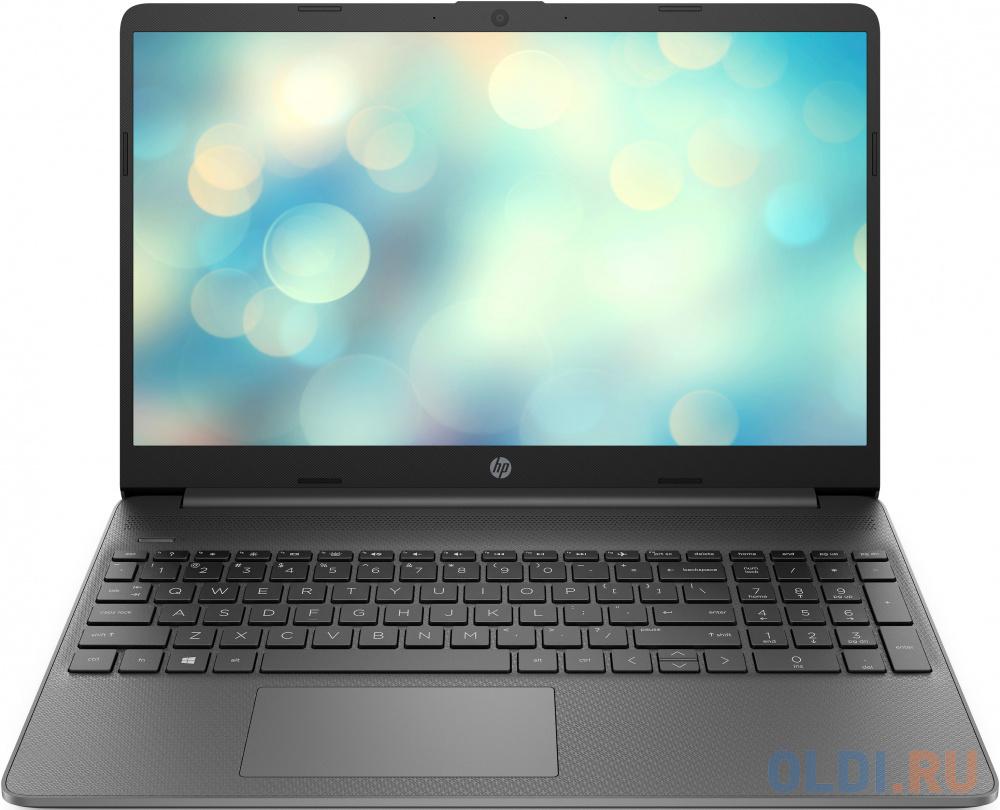 Ноутбук HP 15s-fq1084ur 15.6 1920x1080 Intel Core i5-1035G1 256 Gb 8Gb Intel UHD Graphics серый DOS 22Q48EA ноутбук hp pavilion 14 ce3050ur 14 1920x1080 intel core i5 1035g1 512 gb 8gb bluetooth 5 0 intel uhd graphics сиреневый windows 10 home 22m62ea